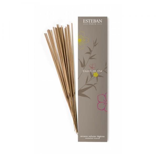 Esteban - Bambus Räucherstäbchen Esprit de thé