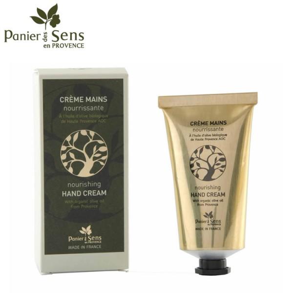 Panier des Sens - Handcreme mit biologischem Olivenöl 75ml