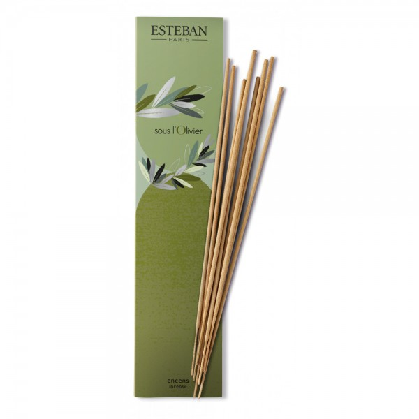 Esteban - Bambus Räucherstäbchen Sous l´Olivier